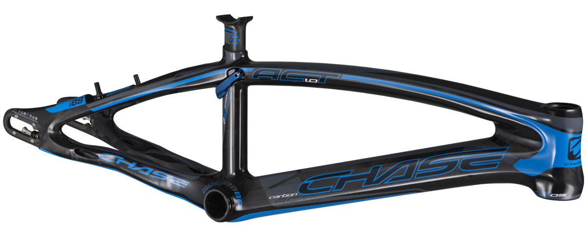 ACT 1.0 Carbon Frame – CHASE BICYCLES